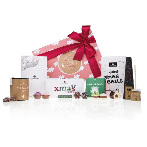 CHOCOLATE XMAS SET
