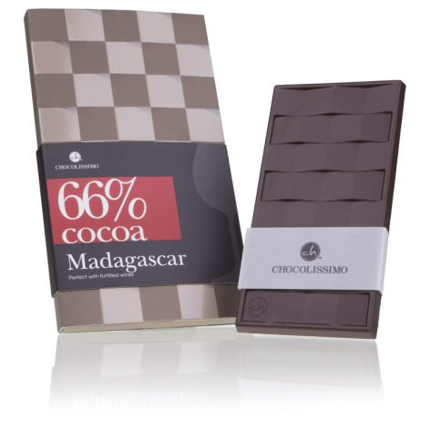 Dark Chocolate Madagascar 66%