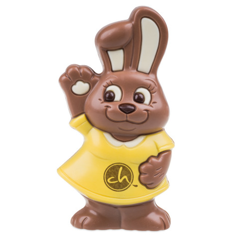 Mary Easter Bunny Yellow