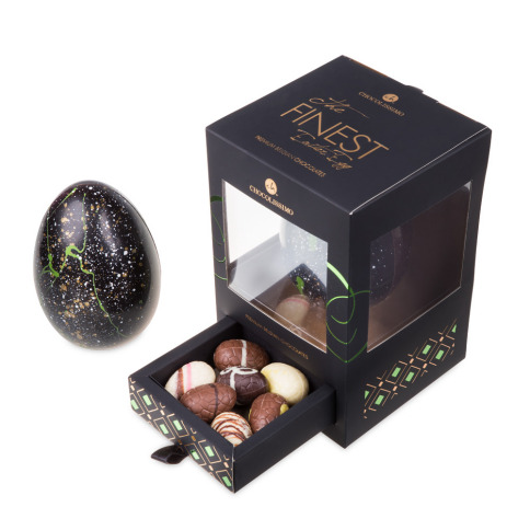LUXURY EGG DARK