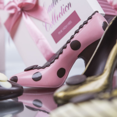 Chocolate HighHeels Pink