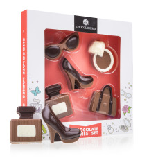 Chocolate Ladies set